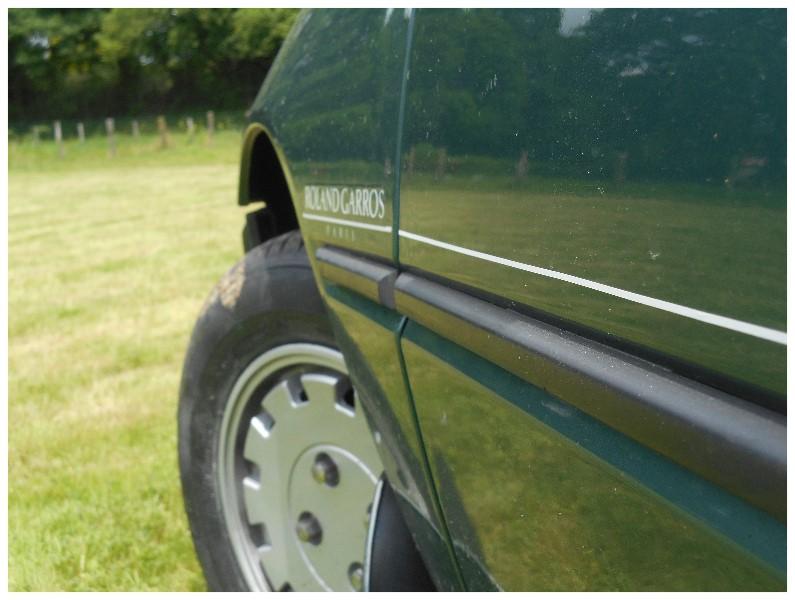 Planete 205 205sm 205 Cabriolet Roland Garros De 1992