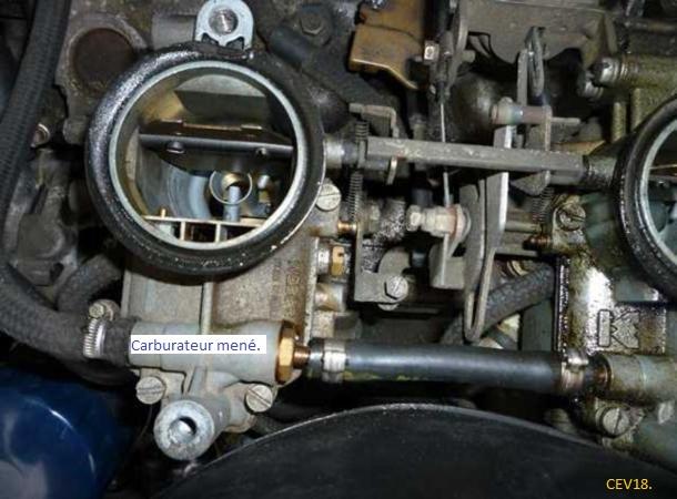 carburateur solex 35 bisa 8