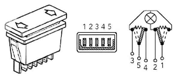 planete 205 option boutons de l ve vitres r tro clair s pour 3 cts trucs et astuces. Black Bedroom Furniture Sets. Home Design Ideas