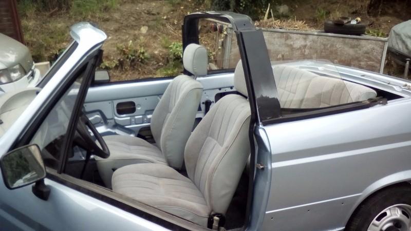 Planete 205 la talbot samba cabriolet de 1982 ct ok for Moquette 205 cabriolet